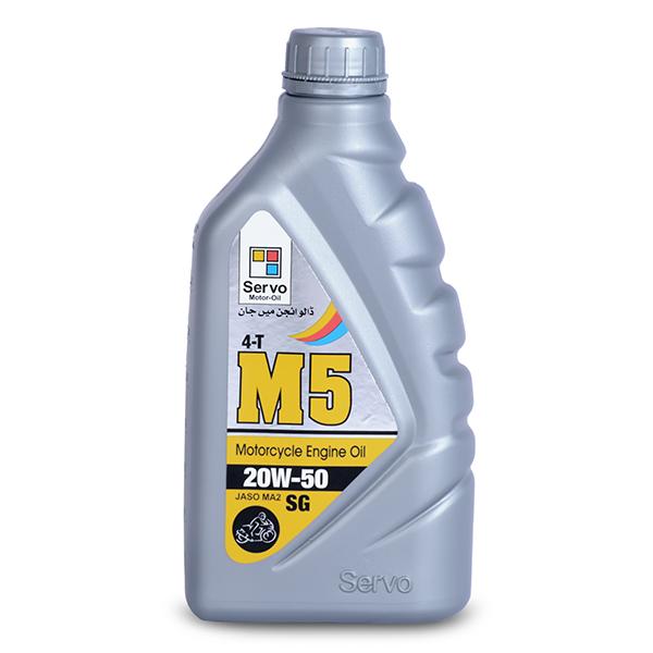 Servo Motor Oil